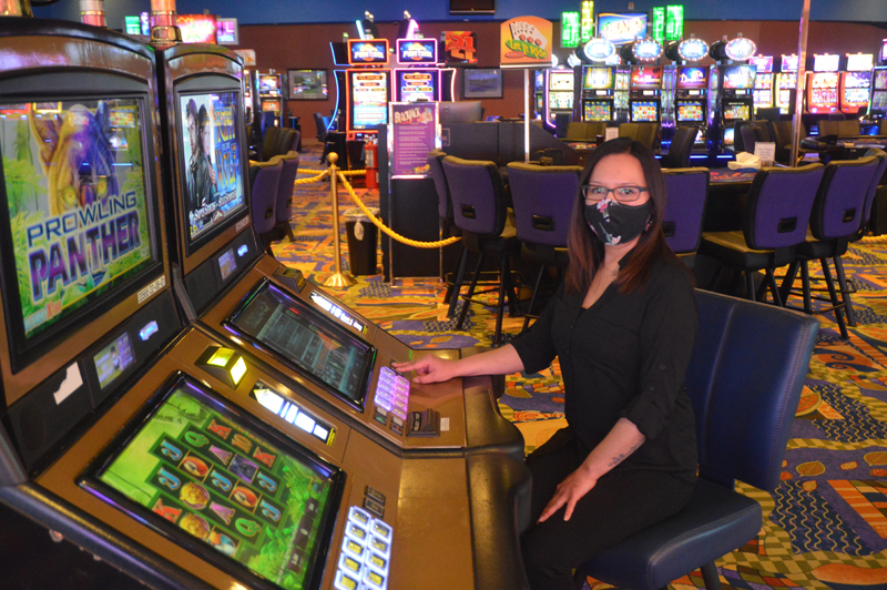 Casino Uncovered games